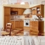 Kitchen Set Minimalis Modern Natural